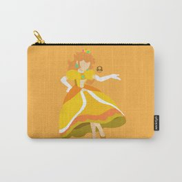 Princess Peach(Smash)Daisy Carry-All Pouch