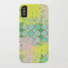 Something Claude Said Slim Case iPhone X