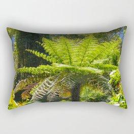 dicksonia antarctica Rectangular Pillow