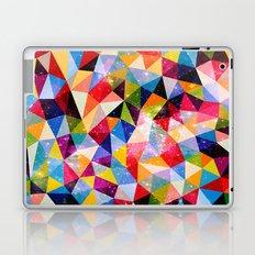 Space Shapes Laptop & iPad Skin