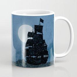 Moonlit Pirates Coffee Mug