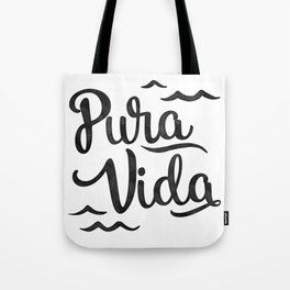 Tote Bag - Peaceful Nature Bag by VIDA VIDA