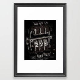 22.2 Framed Art Print