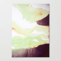 outdoor Canvas Prints featuring OUTDOOR PLAYGROUND by u t a
