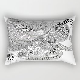 Cephalopod Rectangular Pillow