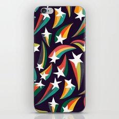 Shooting star iPhone Skin