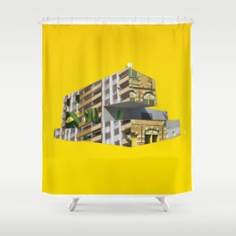EXP 2 · 1 Shower Curtain