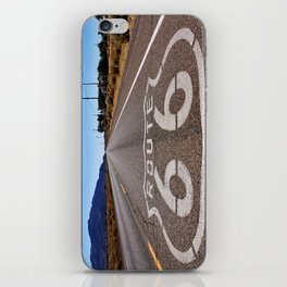 Historic Route 66 iPhone Skin