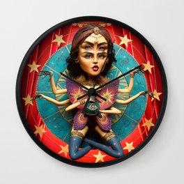Madam Octavia  Wall Clock