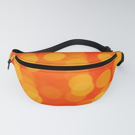 Orange Disco Fever Fanny Pack