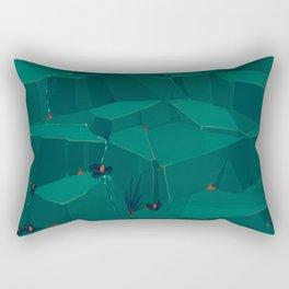 Streaming Rectangular Pillow
