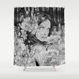 Escape Shower Curtain