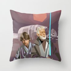 Farthest From Throw Pillow