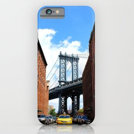 That Brooklyn View - The Empire Peek iPhone Case