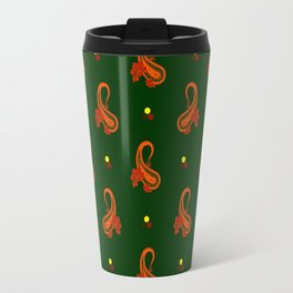 Paisley Pattern Travel Mug