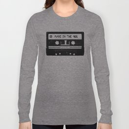 Made in the 90s Tape Long Sleeve T-shirt