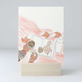 Cider Dreams Mini Art Print