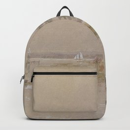 Jasper Francis Cropsey - Hackensack Meadows Backpack