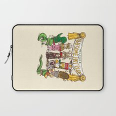 Awesome Hat Club Laptop Sleeve