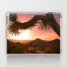 Mojave Golden Hour Laptop & iPad Skin