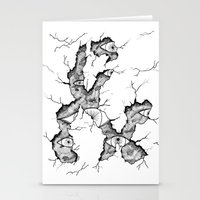 ampersand Stationery Cards featuring ampersand by Squidfeathers
