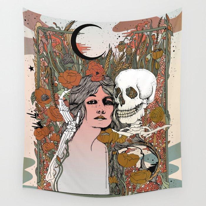 Delirium Tremens Wall Tapestry