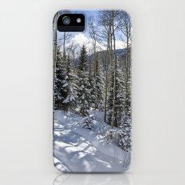 Winter Forest - Carol Highsmith iPhone Case