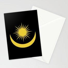 Ichimonji Clan Kamon Stationery Cards