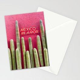 Mexico Mi Amor Stationery Cards