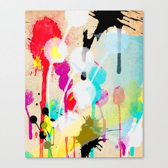 Parvenus Canvas Print