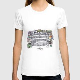 Mahjong in Hong Kong T-shirt