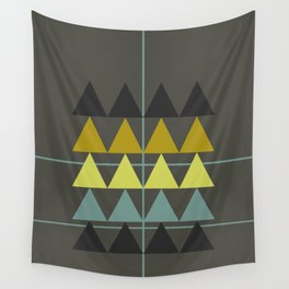 disguise forest || spring neon Wall Tapestry