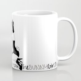 Bunny Girl Coffee Mug