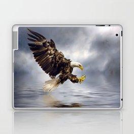 Bald Eagle swooping Laptop & iPad Skin