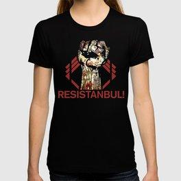 Resistanbul! T-shirt