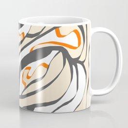 Pattern of Odd River Coffee Mug