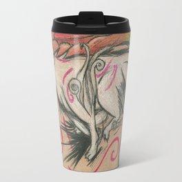 Run (Amaterasu - Okami) Travel Mug