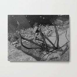 Tentacles Metal Metal Print