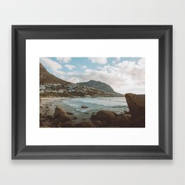 New experience Framed Art Print