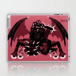 Pitch : Une société organique Laptop & iPad Skin