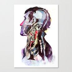 Anatomy [Quain] 2 Canvas Print