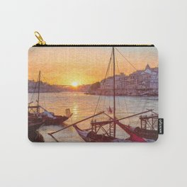 Porto sunset, Portugal Carry-All Pouch