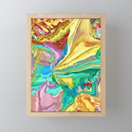 Fantasie II Framed Mini Art Print