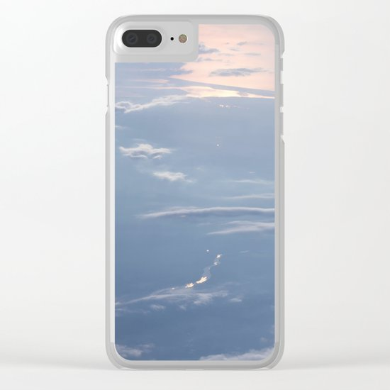 River to Heavens Clear iPhone Case