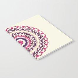 Rose Garden Spin Notebook
