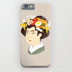 Japanese Delicacy iPhone 6s Slim Case