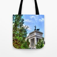 rome Tote Bags featuring Rome. by haroulita