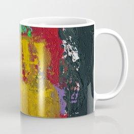 Baron Modern Art Black Coffee Mug