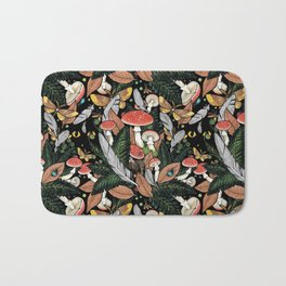 Nocturnal Forest Bath Mat