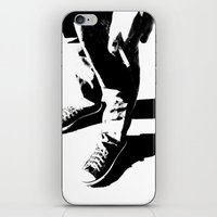 indie iPhone & iPod Skins featuring Indie Rock by alex lodermeier